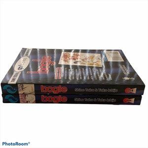 Bogle Volumes 1 & 2 English Manga Books